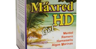Max Red HD Gel Reductor
